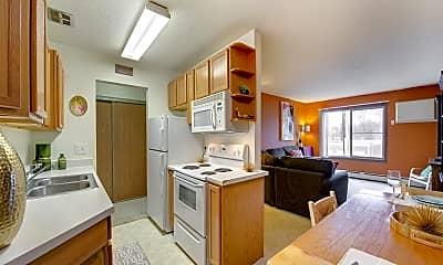 Kitchen, Minnehaha Manor, 0