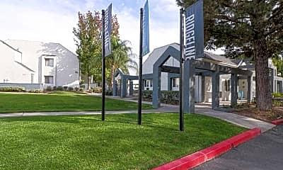 Leasing Office, Ridgeline Apartments, 2