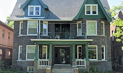 Building, 214 E Philadelphia St, 2