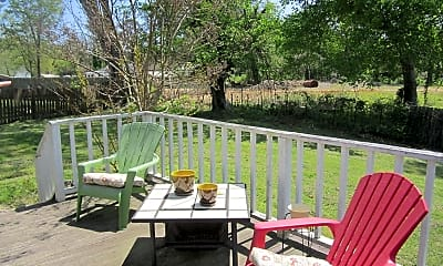 Patio / Deck, 715 Madison Rd, 0