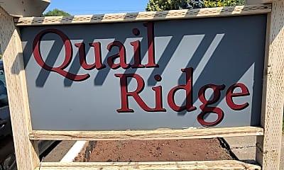 Quail Ridge, 1