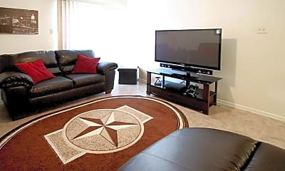 Living Room, The Fountains, 1