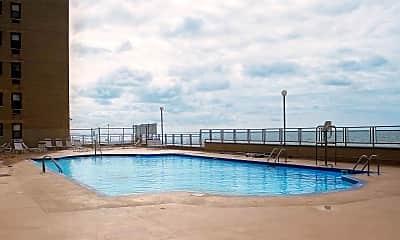 Pool, Executive Towers At Lido, 0