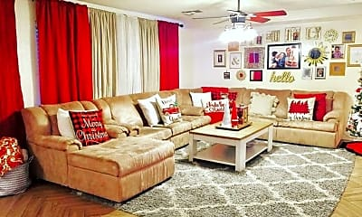 Living Room, 6308 Coyote Valley Ct, 1