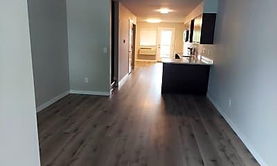 Living Room, 8300 SE Flavel St, 1
