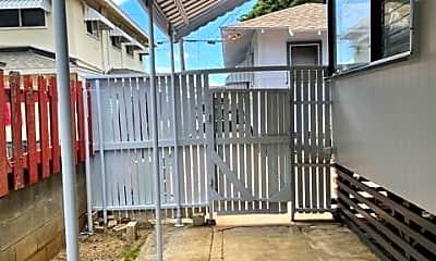 Patio / Deck, 811 Olokele Street Unit A, 1
