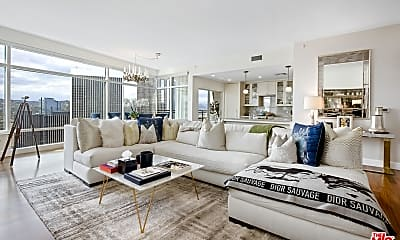 Living Room, 1 W Century Dr 32D, 0