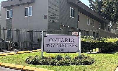 Ontario Townhouses, 1