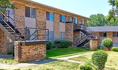 Building, Wingate Apartments, 0