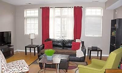 Living Room, 2349 W Harrison St, 1