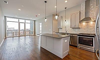 Kitchen, 5 N Oakley Blvd 407, 1