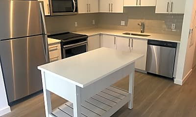 Kitchen, SW 3 St, All New, First Month FREE, 1