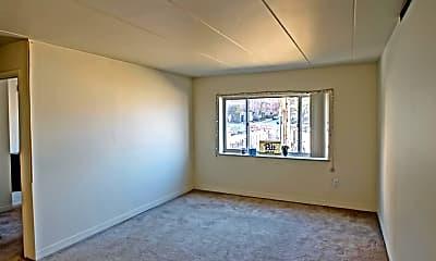 Living Room, Camelot Apts, 1