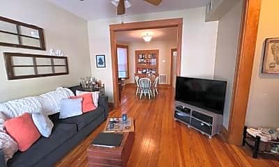 Living Room, 3654 N Damen Ave. 1, 1