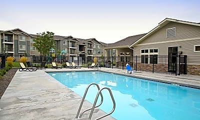 Pool, Copper Ridge Apartments, 0
