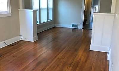 Living Room, 3206 York St, 2