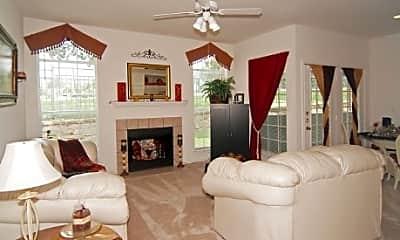 Living Room, Stone Bridge at Bear Creek, 1