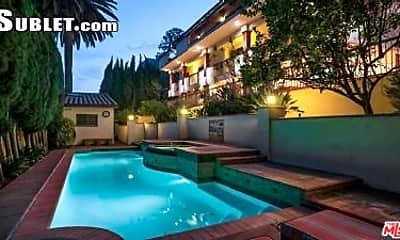 Pool, 6640 Whitley Terrace, 0