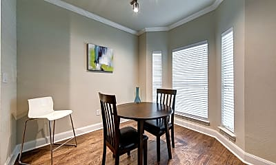 Dining Room, Marquis on Memorial, 1