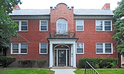 Building, 2030 N Delaware St, 2
