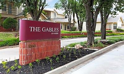 Community Signage, The Gables At Westlake, 2