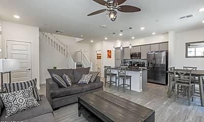 Living Room, 2762 S Decatur Dr 101, 0