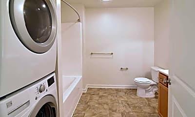 Bathroom, Hampton Run II, 2