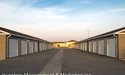 Building, 3805 2nd St NE, 2