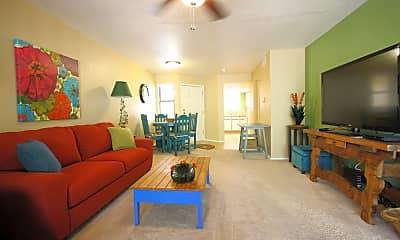 Living Room, 7255 E Snyder Rd 9204, 0