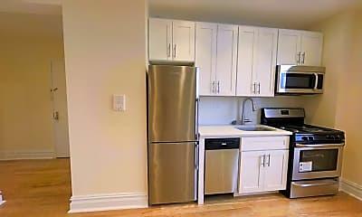 Kitchen, 750 Riverside Dr 1B, 1