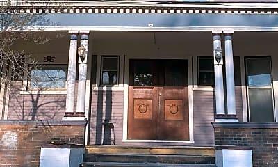Building, 1856 E 89th St, 2