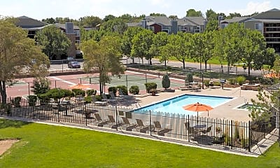 Recreation Area, The Parc At Cherry Creek, 2