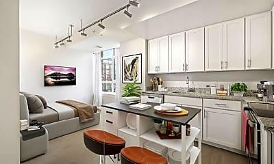 Kitchen, Liberty Place, 0
