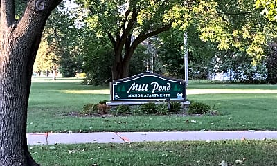 Mill Pond Manor Apartments, 1