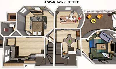 4 Sparhawk #4 Boston - Brighton Shared Unit Photo 1.jpg, 4 Sparhawk St. #4, 0