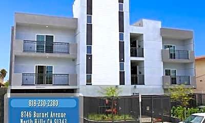 Building, 8746 Burnet Ave, 0