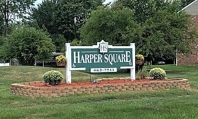 Harper Square, 1