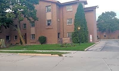 Portland Square Apartments, 1