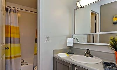 Bathroom, Ten49 Apartments, 2