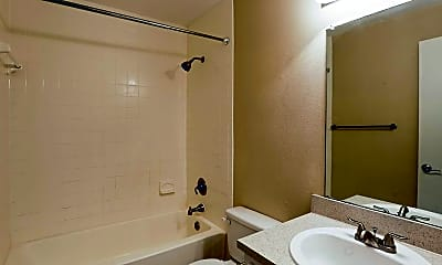 Bathroom, Westwinds Apartments, 2