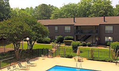 Pool, Parkhaven Apartments, 0