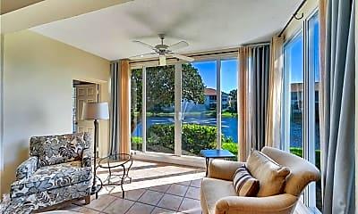 Living Room, 1051 Egrets Walk Cir 7-102, 1