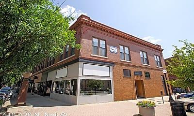 Building, 112 N Neil St, 0