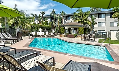 Pool, UCE Apartment Homes, 0
