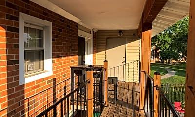 Fox Hill Apartments, 2