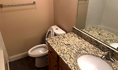 Bathroom, 107 Willow Gardens Ct, 2