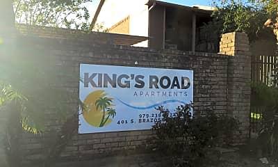 Kings Road, 1