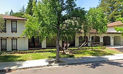 Building, Casa Vasona Apartments, 1