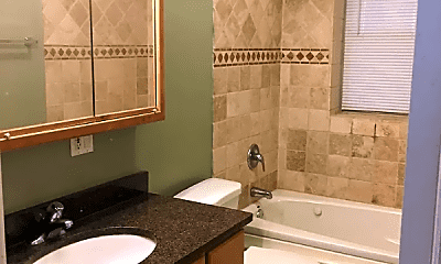 Bathroom, 2051 W 67th St, 2