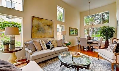 Living Room, 12655 Caminito Radiante, 1